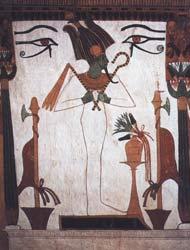 Бог Осирис