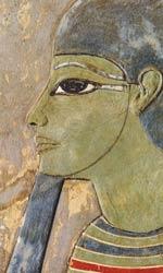 Бог Птах Барельеф гробницы Хоремхеба.  Теги.