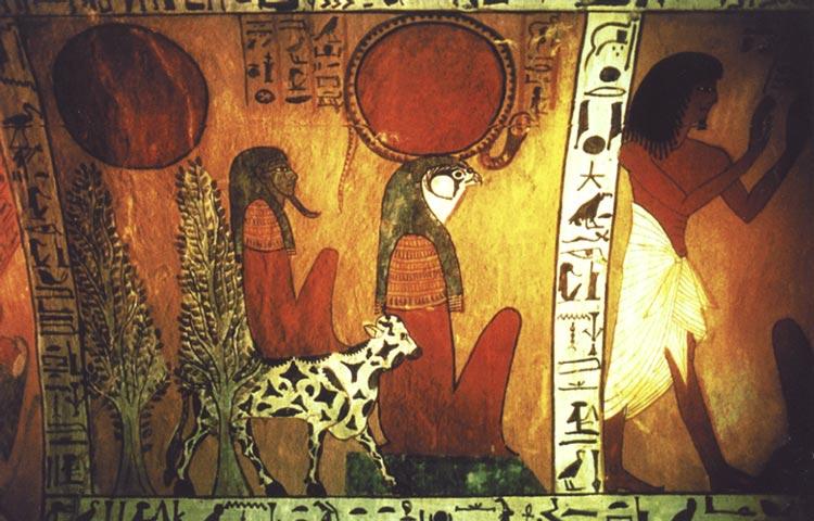 Мифы и легенды | Долгий бег солнца
