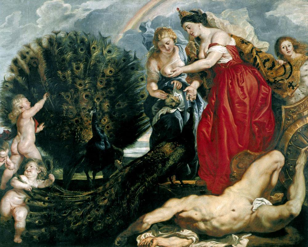Древнегреческая царица богов