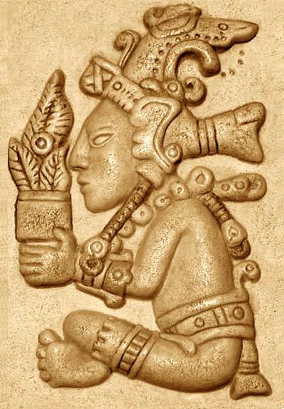 ...населения древней Мексики. типичный еврей (по иванову)