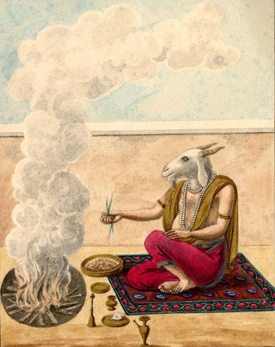 Дакша Мифология Индии