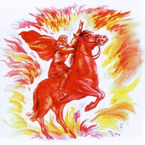 славянская мифология существа с картинками
