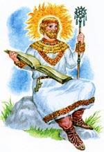 Бог Коляда