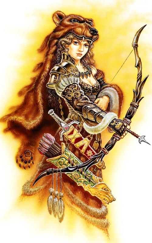 Славянские богини...какая из них тебе соответствует?