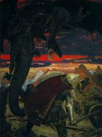 Бой Добрыни Никитича со Змием